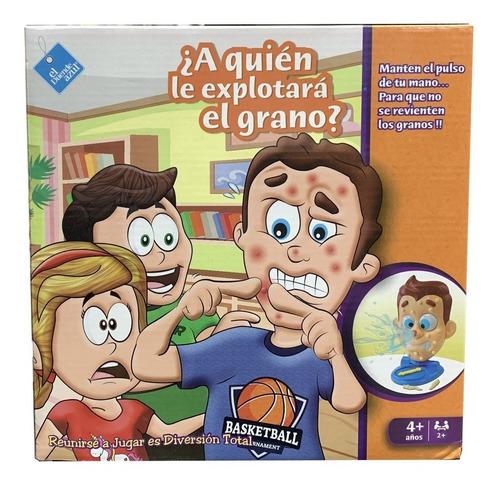 Juego A Quien Le Explota El Grano El Duende Azul Art 7357