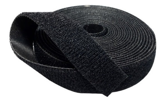 Velcro Abraçadeira Organizador De Cabos 3mx16mm C/10 Rolos