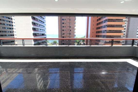 Apartamento Em Meireles, Fortaleza/ce De 190m² 3 Quartos À Venda Por R$ 1.650.000,00 - Ap161774