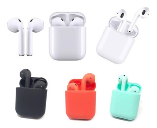 Audifonos AirPods Touch Tactil I12 Tws Economicos