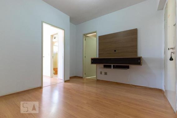 Apartamento No 14º Andar Com 1 Dormitório E 1 Garagem - Id: 892976439 - 276439