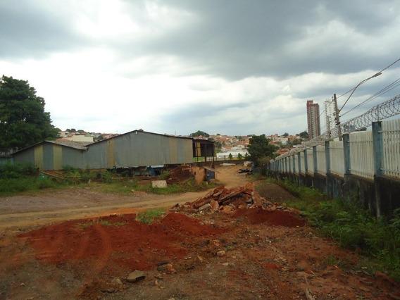 Terreno Residencial Para Locação, Chácara Nazaré, Piracicaba. - Te0473