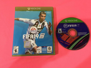 Fifa 19 Xbox One (game Army)
