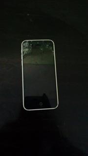 iPhone 5c Tela Quebrada Retirada De Peças Leia O Anúncio