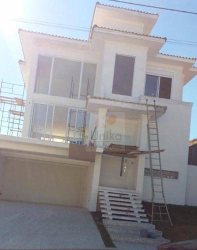 Imagem 1 de 22 de Casa Residencial À Venda, Jardim Alto De Santa Cruz, Itatiba. - Ca1102