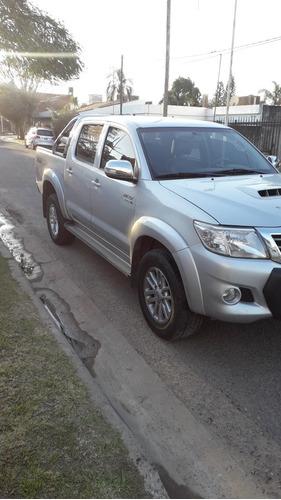 Imagen 1 de 8 de Toyota Hilux 3.0 Cd Srv Cuero I 171cv 4x2 2012