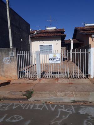 Casa Para Venda - Casa A Venda No Bairro Atlântico - Araçatuba, Sp - Al76045