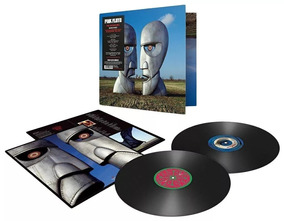 Pink Floyd -the Division Bell - 2 Lp