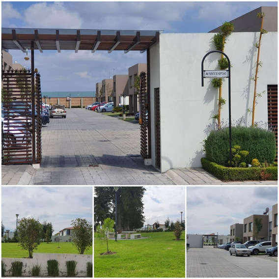 Venta Casa En Condominio Cerca De Metepec