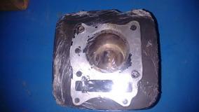 Cilindro Do Motor Completo Dafra Apache