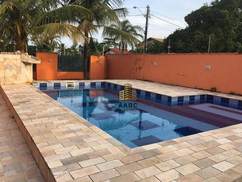 Imagem 1 de 11 de Casa Com 4 Dormitórios À Venda, 227 M² Por R$ 475.000,00 - Jardim Bopiranga - Itanhaém/sp - Ca0120