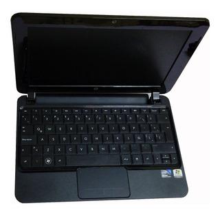 Netbook Hp Mini 2102 Funcionando, No Envío, Gremio Leer Bien