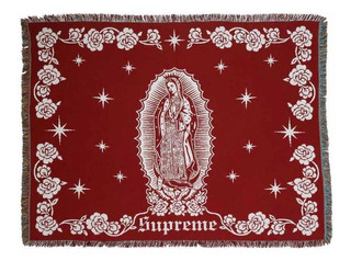 Sabana Supreme Virgen Maria Rojo Original