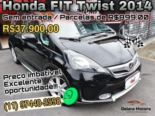 Honda Fit Twist 2014
