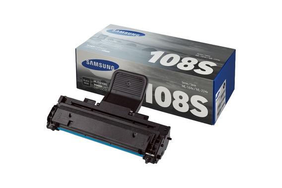 Samsung Toner - Mlt-d108s-xaa (en Oferta Al 50% De Descuento