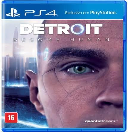 Detroit Become Human - Detroit Ps4- Envio Imediato