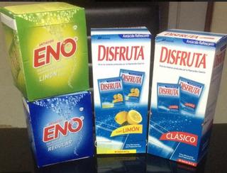 Sal De Fruta Eno - Disfruta $6990 (envío Gratis X 3 Cajas)