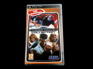 ¡¡¡ Sega Mega Drive Collection Para Psp !!!