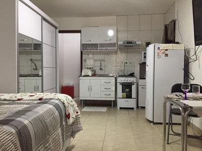 Kitnet/locação - Cidade Monções - 1 Dormitório Mikilo230097