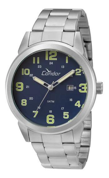 Relógio Masculino Condor Co2115ulk3a Usado - Leia O Anúncio