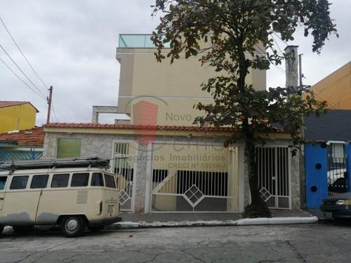 Imagem 1 de 15 de Casa Em Condominio - Vila Alpina - Ref: 8295 - V-8295