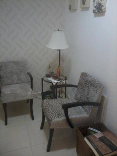 Sala À Venda, 45 M² Por R$ 420.000,00 - Centro - Niterói/rj - Sa2132