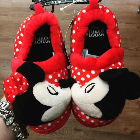 Pantufas Mickey E Minnie Mouse Tam 22/23