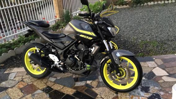 Yamaha Mt03 Abs 2019