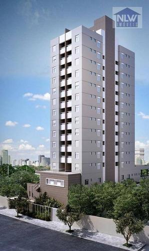Apartamento Com 2 Dormitórios À Venda, 50 M² Por R$ 335.900- Vila Maria - São Paulo/sp - Ap2166