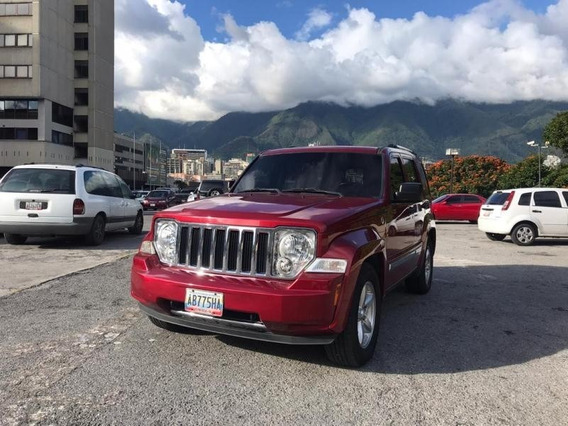 Jeep Cherokee Limted-automatica