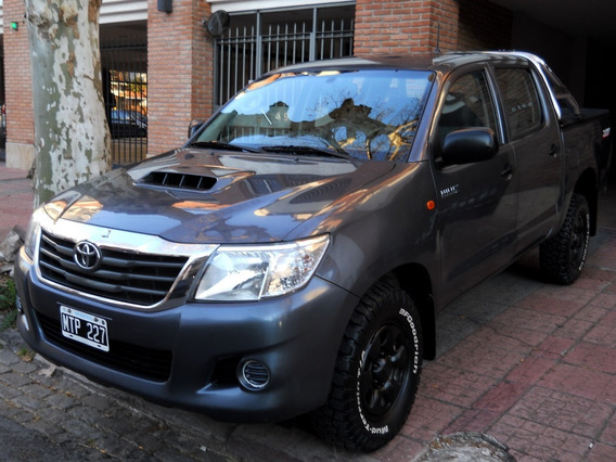 Toyota Hilux Dx Pack 2.5
