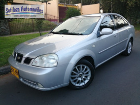 Chevrolet Optra 1.8 Sedan At