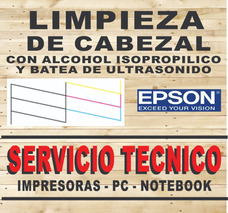 Servicio Tecnico Impresora Epson Hp Brothers Caba Flores