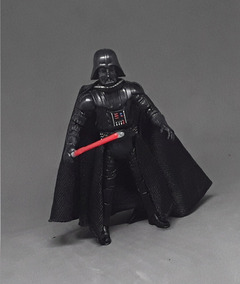 Boneco Action Figure Darth Vader Star Wars Hasbro 10 Cm Mini