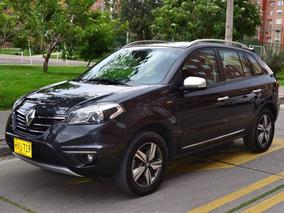 Renault Koleos Bose - Modelo 2015 - Placa Impar De Medellín