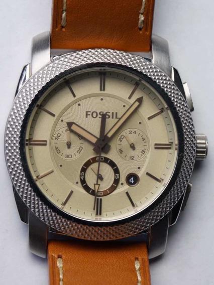 Relógio De Pulso Fóssil Fs5131 46mm