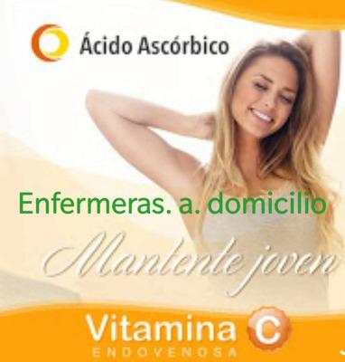 Vitamina C Endovenosa 10grs