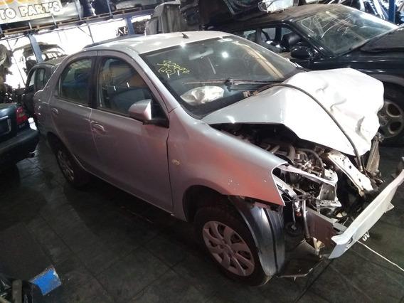Toyota Etios 1.5 16v Xs 5p Para Retirada De Pecas