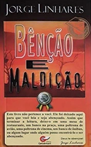 Livro Benção E Maldição - Pr. Jorge Linhares