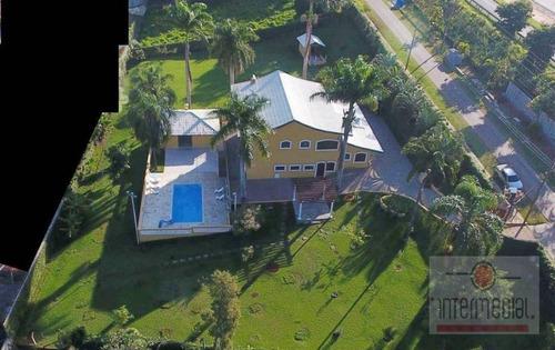 Chácara Com 4 Dormitórios À Venda, 3212 M² Por R$ 1.200.000,00 - Colina Nova Boituva - Boituva/sp - Ch0385