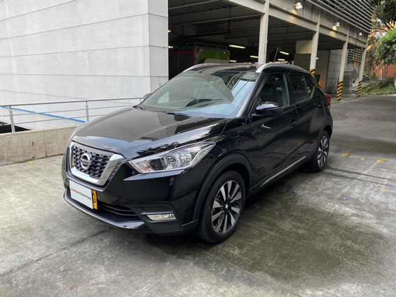 Nissan Kicks Exclusive Aut 2019