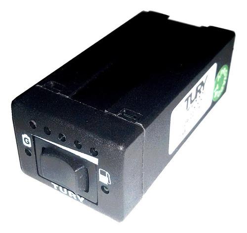 Imagem 1 de 5 de Caixa Comutadora T1000 Tury (só Caixinha) P/kit Gnv