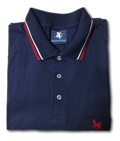 Kit 3 Camisas Polo Masculina Plus Size G1 A G7 Sortidas 563k