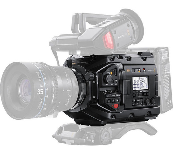 Câmera De Cinema Digital Ursa Mini Pro 4.6k G2