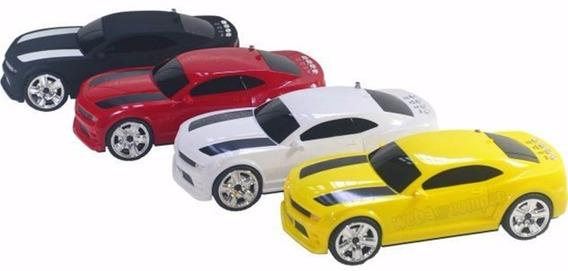 Caixa Som Camaro 6w Rms Fm Entrada Usb, Micro Sd E Auxiliar