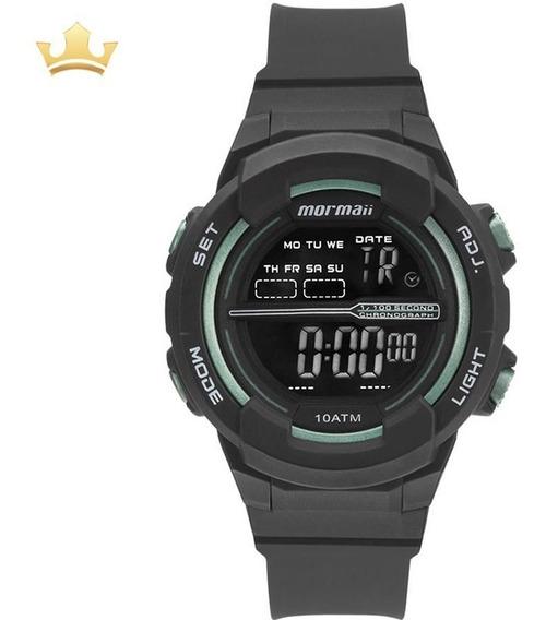 Relógio Mormaii Unissex Mo0201/8v Com Nf