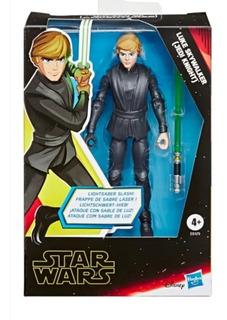 Luke Skywalker Star Wars Galaxy Of Adventures Jedi Knight