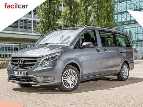 Mercedes-benz Vito Tourer Minibus 1.6 Año 2021 0 Km
