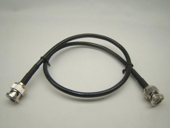 Rg 58 Cabo Antena Microfone S/fio Shure C/bnc 30cm 8uns