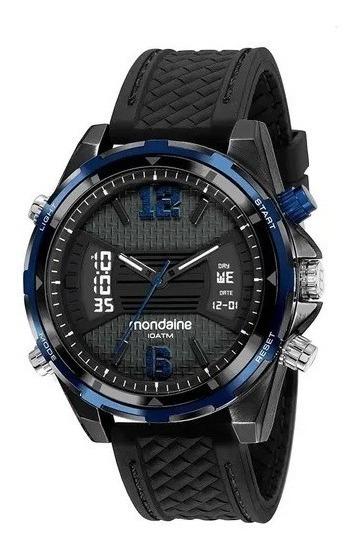 Relógio Mondaine Masculino 53755gpmvpi1